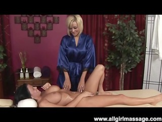 lesbos with large mangos dildo fuck and cum
