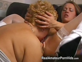 mature fat housewives toy and assplay